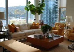 condo - Portland Oregon Interior Design