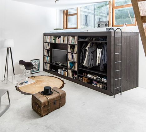 Small Space Storage Solutions - J Myers and Associates